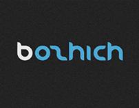 Bozhich Portfolio Website