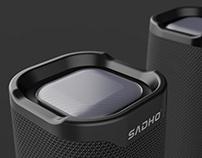 SADHO Bluetooth speaker