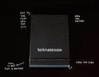 TeiknaDESIGN _ Name Card