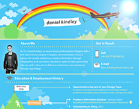 Infographics: CV