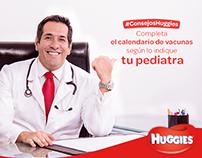 Pediatra Huggies
