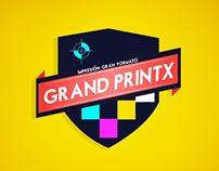 GRANDPRINTX impresión gran formato