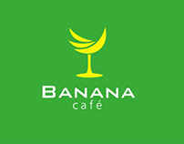 Banana cafe logo