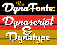 The Dyna-Fonts