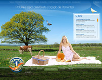 Valle Josina website (Italy)