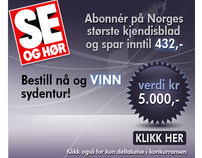 Se og Hør Flash Banner (Norway)