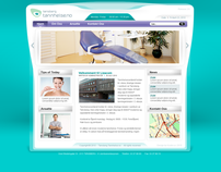 Tannhelse Dentist Website (Norway)
