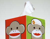 Kleenex Tissue Boxes for Kids