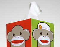 Kleenex Tissue Boxes for Kids