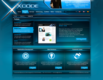 XCode A.S. Website (Norway)
