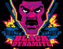 Black Dynamite Premier: Digital Campaign