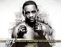 UFC 4 - Frontend Menu Designs
