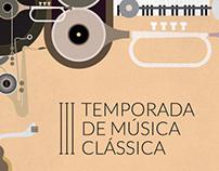 III Temporada de Música Clássica