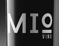 MIO VINO WINE Label