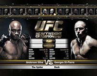 UFC 4 - In-Game UI