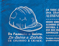Aniversário de Alumínio