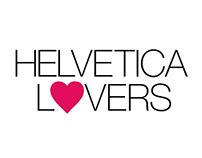 HELVETICA LOVERS