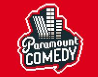 Paramount Comedy - Pixels