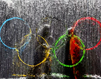 Olympic Particle Collisions