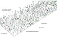 RE Activation wetland: Pavilions project