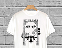 Band T-Shirt Illustration