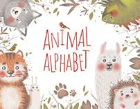 Children Animal Alphabet