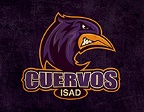 Cuervos ISAD / School Team Brand