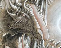 Dragon Art Commission