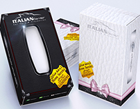 ITALIAN CENTER TISSUE BOX