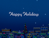 KGW Holiday Card