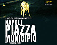 Napoli Piazza Municipio / Movie Poster