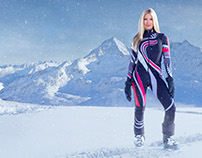 The Jump single portraits - Channel Four