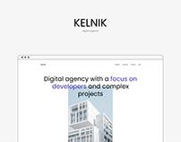 KELNIK DESIGN STUDIO / redesign concept
