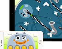 Planeta Clarinet (App for iOs & Android)