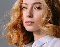 Portrait series: Anastasia