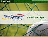 Mead Johnson e Você na Copa