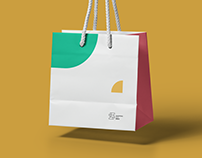 Shopping City Sibiu - Visual identity