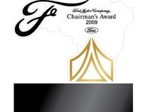 Prêmio Chairman's Award Ford 2009
