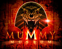The Mummy Museum @ Universal Studios Japan