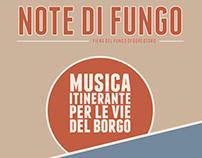 «Locandina» Note di Fungo