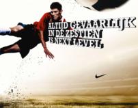 Nike football Next Level campaign