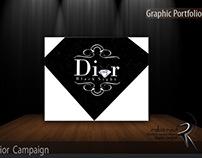 Dior Campaign
