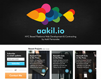 Web site design for web developer