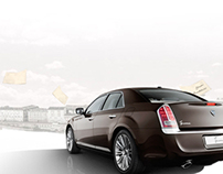 LANCIA NEW THEMA website