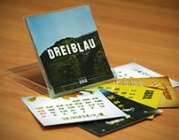 dreiBlau 2012 Calendar