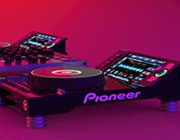 PIONEER XDJ-900