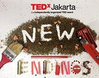 TEDx Jakarta Creative Visual