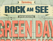 Rock am See poster '12