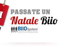 "Landing Page ""BiioSystem Christmas Promos"""