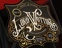 Wordmark | Lord Wotton Whisky